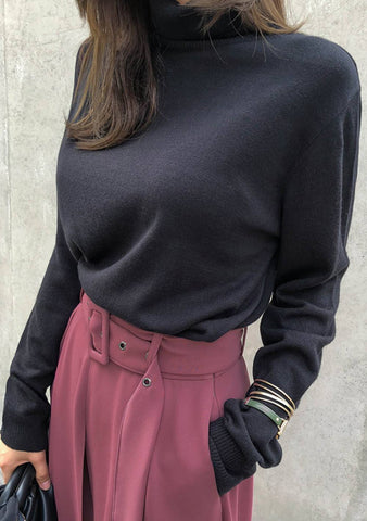 A New Position Turtleneck Top