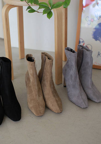 Everywhere You Go Ankle Boots