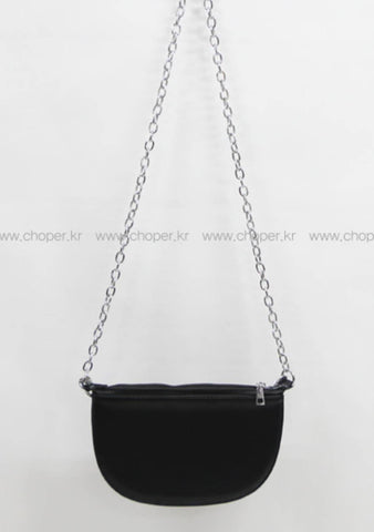 Half Moon Chain Bag