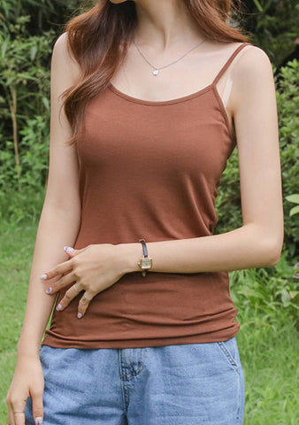 Easy Like Sunday Morning Sleeveless Top