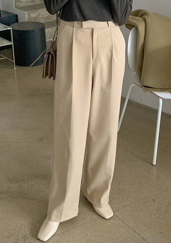 Manipulation Wide Pants
