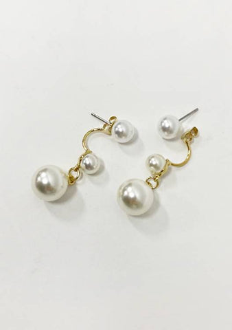 Promise Me Promises Pearls Earrings