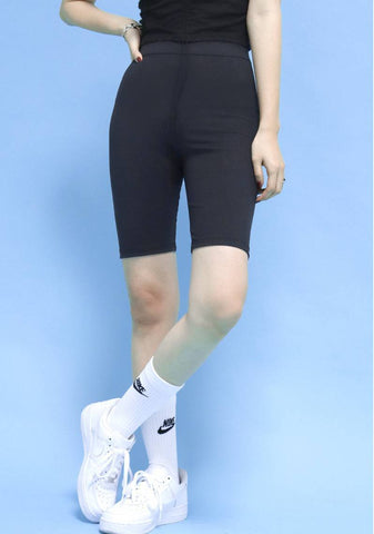 Ooo Bike Shorts [Black]