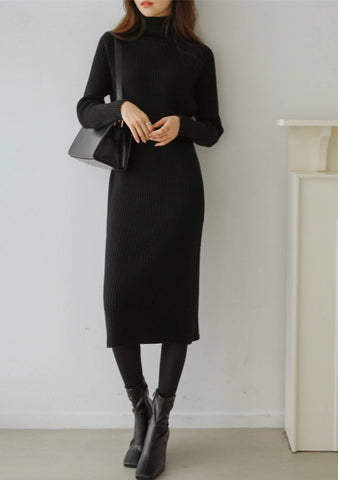 The Better Winter Long Dress