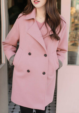 Truly Madly Deeply Long Coat