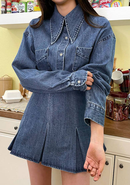 Just For You Denim Shirt