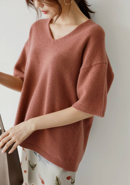 Early Morning Coffer Knit Top