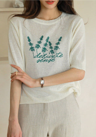 Call Me Delicate Printed T-Shirt