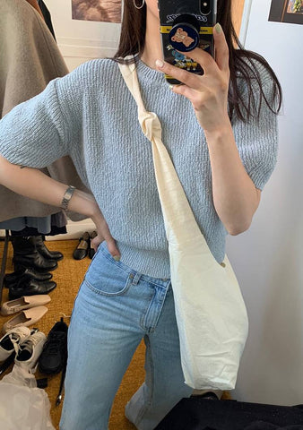 By Your Example Knit Top