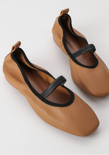 Keeping Pace Flat Shoes