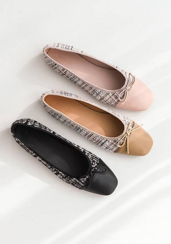 Thoughts And Behavior Flat Shoes