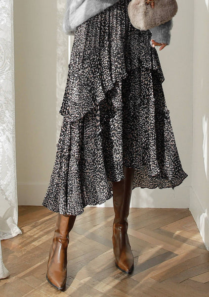 Under The Moonlight Layered Skirt