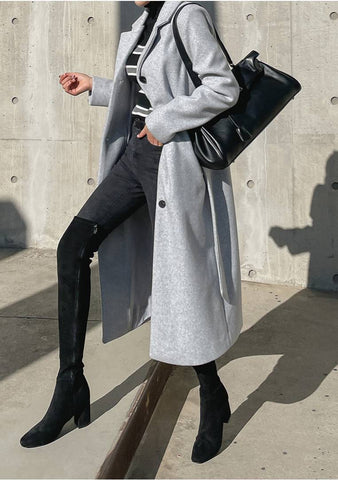 Days With You Wool Coat