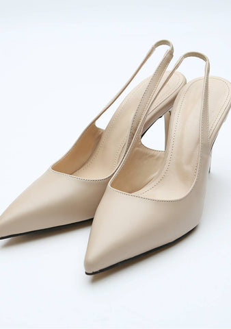 Current Luxury Pointed Heels