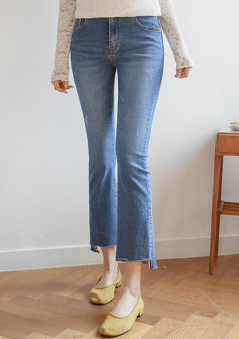 Unlimited Time Flare Jeans