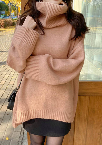 Young And Beautiful Long Knit Sweater