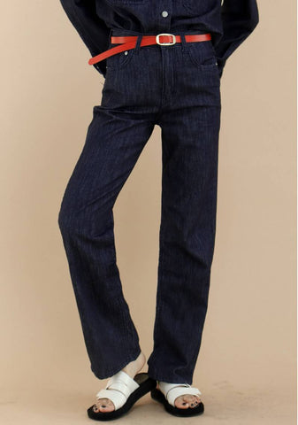 Birthday Denim Jeans [Dark Blue]