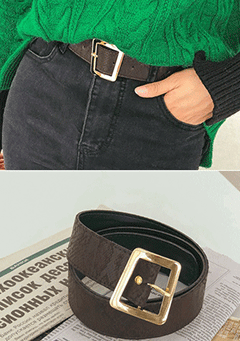 Raise Until We Fall Belt