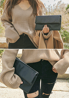 Locked Away Clutch Bag