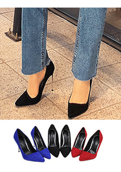 Lovefool  Pointed Heels