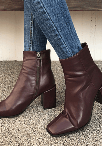 Just Walk Away Ankle Boots