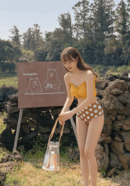 The Romance Of The Unusual Bikini