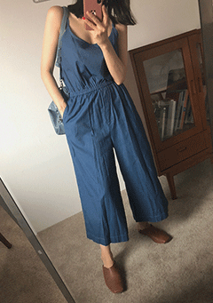 Cami Wide Legs Jumpsuit