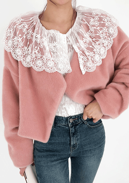 Hard To Forget Lace Jacket