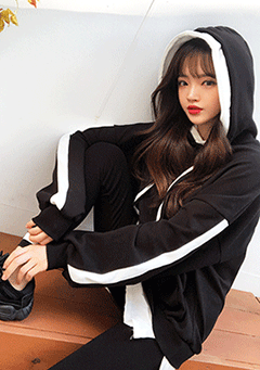 Try Your Luck Hoodie Leggings Set