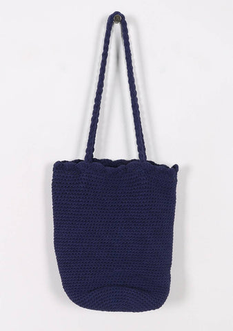 Sea Is Calling Straw Bag