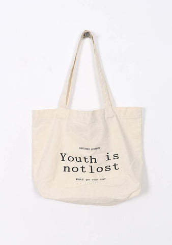 Youth Is Not Lost Eco Bag