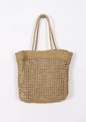 The Market Day Straw Bag