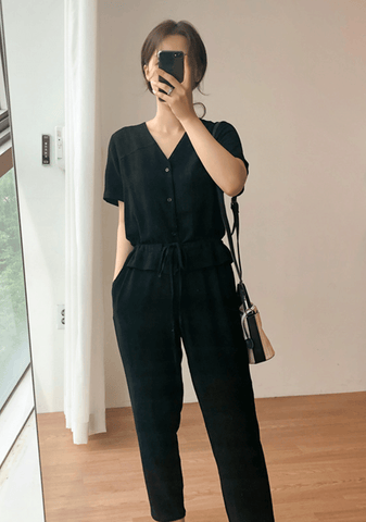 The Trail Left In Water Jumpsuit