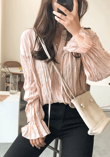 With Unreasonable Passion Shoulder Bag