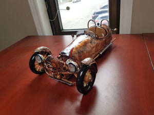 Magnificent Morgan - Handcrafted car art