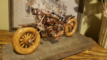 Load image into Gallery viewer, Indian Scout - Handcrafted motorcycle art