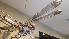 Load image into Gallery viewer, V Twin Dragon Fly - Handcrafted art