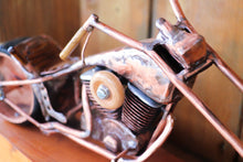 Load image into Gallery viewer, Classic Old School Chopper - Handcrafted motorcycle art