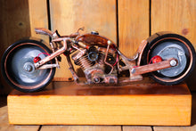 Load image into Gallery viewer, Dirty Low Down - Handcrafted motorcycle art