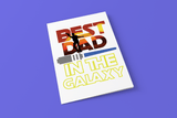 Best Dad In The Galaxy - Star Wars - Digital Father's Day Card