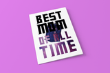 Best Mom Of All Time - Doctor Who - Digital Mother's Day Card - Supernerdmart