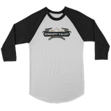 Serenity Valley National Park - Firefly/Serenity Raglan T-Shirt - Supernerdmart