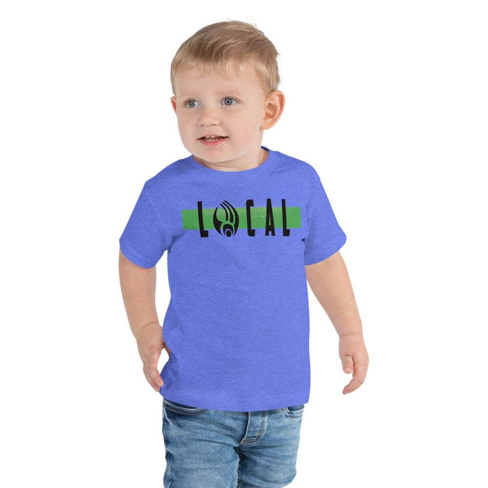 Local Borg - Star Trek Toddler Novelty T-shirt - Matching Family Vacation T-shirts - Comic Conventions - Supernerdmart