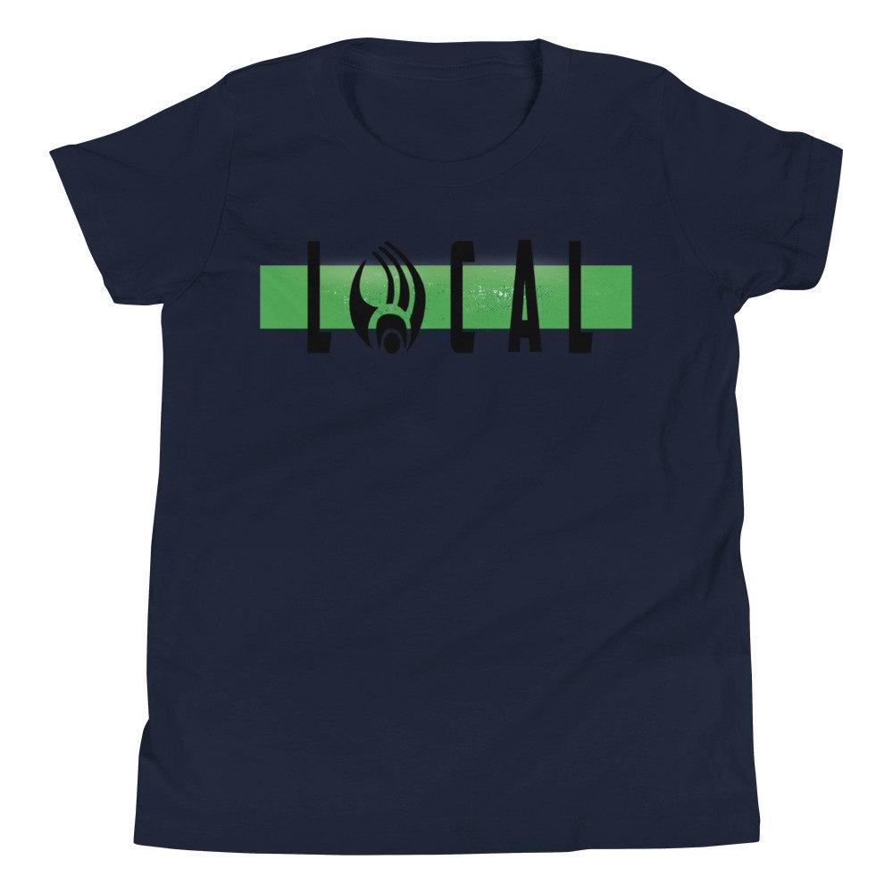Local Borg - Star Trek Youth Novelty T-shirt - Matching Family Vacation T-shirts - Comic Conventions - Supernerdmart