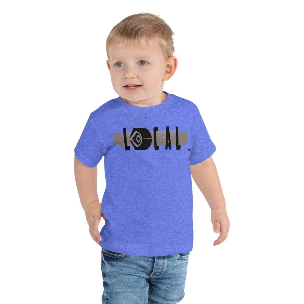 Local - Ferengi - Star Trek Toddler Novelty T-shirt - Matching Family Vacation T-shirts - Comic Conventions - Supernerdmart