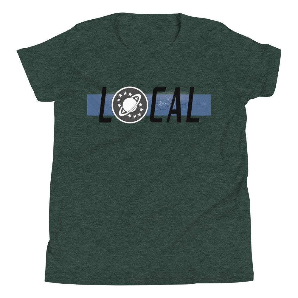 Local - Galaxy Quest - Youth Novelty T-Shirt - Supernerdmart