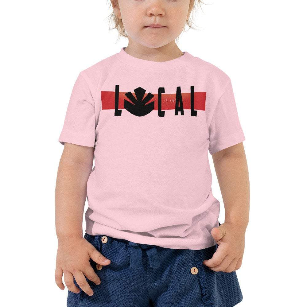 Local - Maquis - Star Trek Toddler Novelty T-shirt - Matching Family Vacation T-shirts - Comic Conventions - Supernerdmart