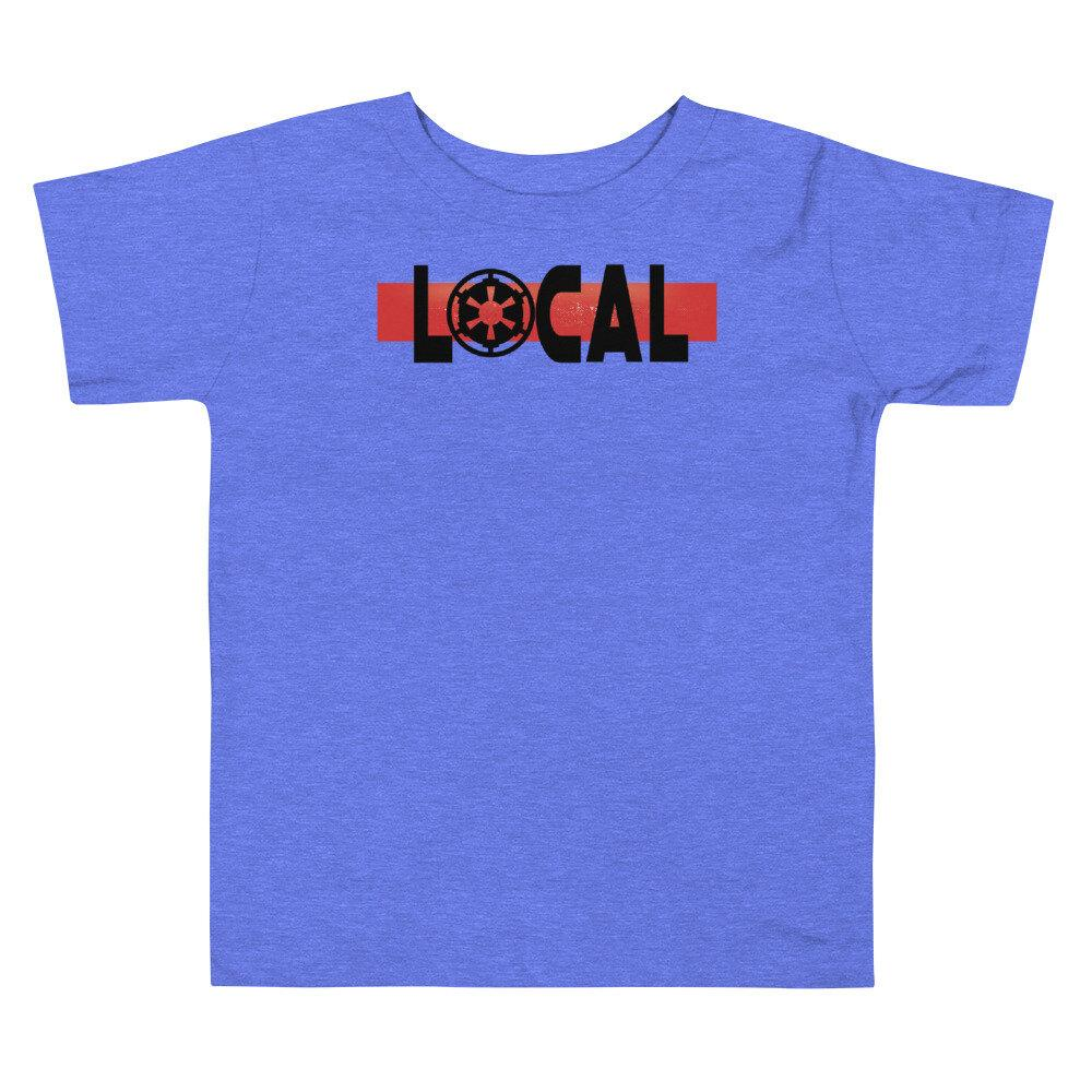 Local - Star Wars Galactic Empire - Novelty Toddler T-Shirt - Matching Family T-Shirts - Comic Conventions! - Supernerdmart