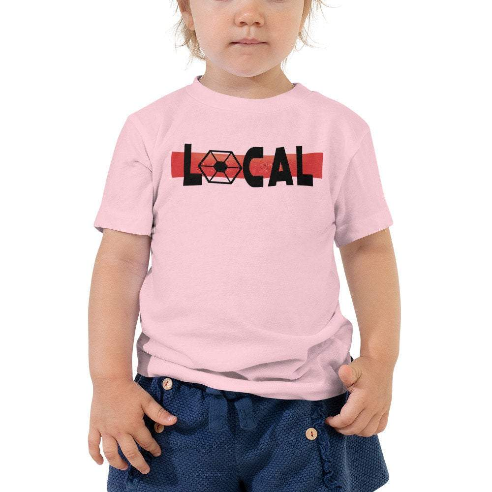Local - Star Wars Separatists - Novelty Toddler T-Shirt - Matching Family Vacation T-Shirts - Comic Conventions - Supernerdmart