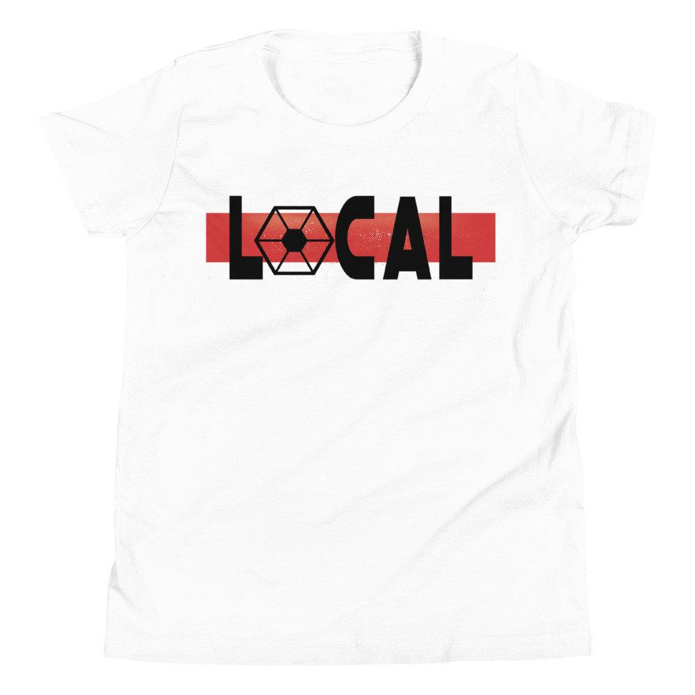 Local - Star Wars Separatists - Novelty Youth T-Shirt - Matching Family Vacation T-Shirts - Comic Conventions - Supernerdmart
